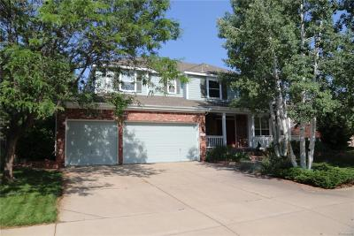 Broomfield County Single Family Home Active: 1526 Redwing Lane