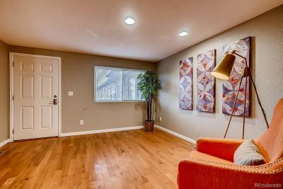 Wheat Ridge Condo/Townhouse Under Contract: 6936 West 48th Avenue