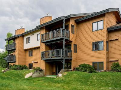 Steamboat Springs Condo/Townhouse Active: 460 Ore House Plaza #E-205