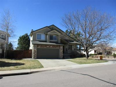 Highlands Ranch Single Family Home Active: 7002 Townsend Drive