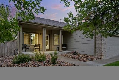 Parker Single Family Home Under Contract: 16150 Hedgeway Drive