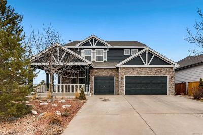 Erie Single Family Home Under Contract: 2415 Vale Way