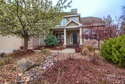 Castle Pines Single Family Home Under Contract: 637 Malvern Court