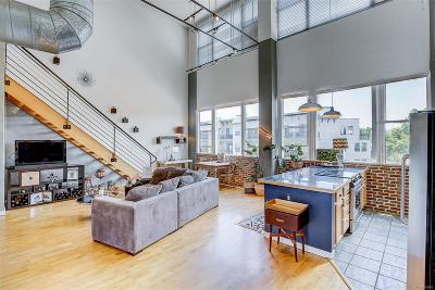 Condo/Townhouse Under Contract: 2525 15th Street #3B
