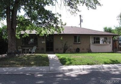 Wheat Ridge Single Family Home Active: 4685 Cody Street