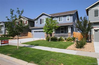 Aurora CO Single Family Home Active: $469,900