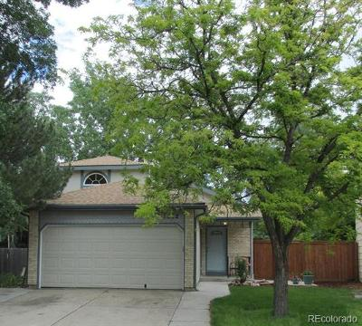 Boulder County Single Family Home Active: 1812 Rice Street