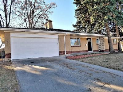 Arvada Single Family Home Active: 11962 West 60th Place