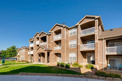 Englewood Condo/Townhouse Under Contract: 7440 South Blackhawk Street #8202