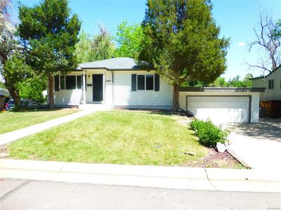 Wheat Ridge Single Family Home Active: 7255 West 33rd Avenue