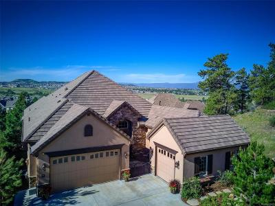 Castle Rock Single Family Home Under Contract: 5101 Ten Mile Place