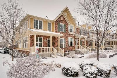 Arvada Condo/Townhouse Under Contract: 6365 Orion Court #F