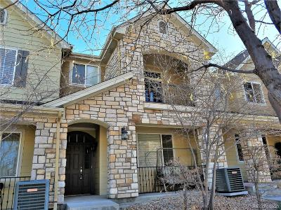 Northglenn Condo/Townhouse Under Contract: 11262 Osage Circle #D