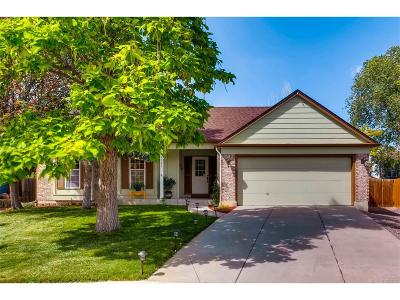 Westminster Single Family Home Active: 10083 Oak Circle