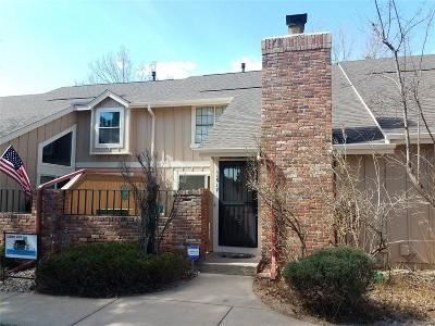 Littleton Condo/Townhouse Under Contract: 11617 Elk Head Range Road