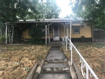 Adams County Single Family Home Active: 7016 Garden Lane