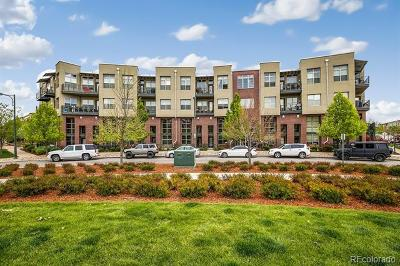 Denver Condo/Townhouse Active: 7700 East 29th Avenue #311