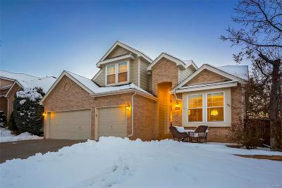 Englewood Single Family Home Under Contract: 9551 East Caley Circle