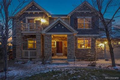 Arvada CO Single Family Home Active: $1,000,000