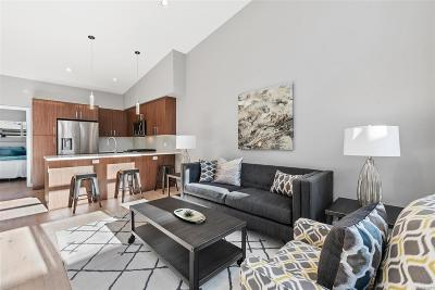 Denver Condo/Townhouse Active: 3090 Wilson Court #5