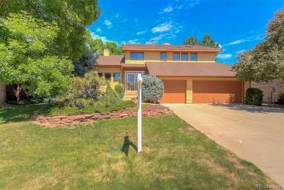 Broomfield Single Family Home Under Contract: 1232 Clubhouse Drive