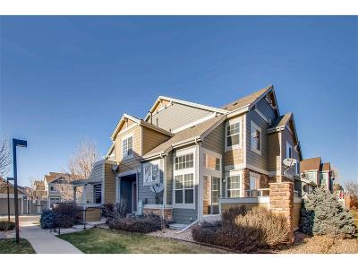 Broomfield Condo/Townhouse Under Contract: 14300 Waterside Lane #F4