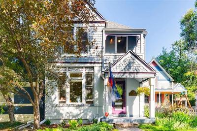 Single Family Home Active: 1724 South Pennsylvania Street