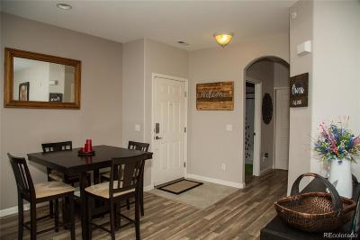 Castle Rock Condo/Townhouse Under Contract: 1574 Olympia Circle #205