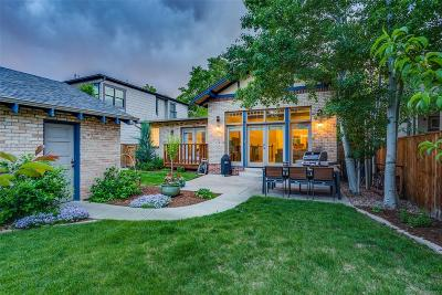Denver Single Family Home Active: 850 South York Street