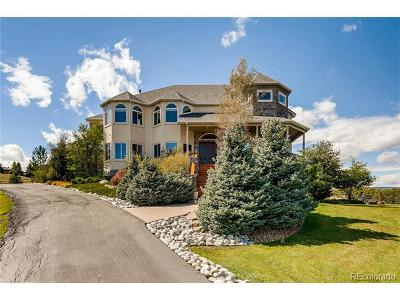 Castle Rock CO Single Family Home Active: $950,000
