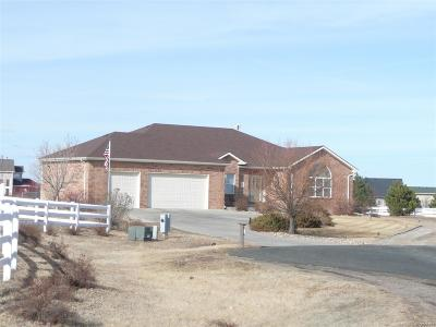 Adams County Single Family Home Active: 14799 North Maywood Court