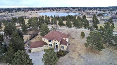 Parker CO Single Family Home Active: $829,900