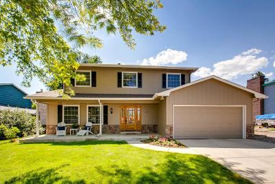 Single Family Home Active: 7761 South Columbine Street