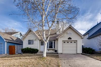 Aurora Single Family Home Active: 17442 East Layton Drive