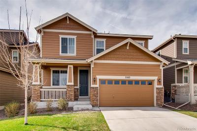 Thornton Single Family Home Active: 3582 East 141st Avenue