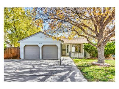 Arvada Single Family Home Active: 7500 Chase Street