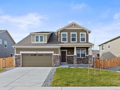 Adams County Single Family Home Active: 187 Cerillos Street