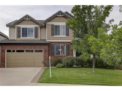 Aurora Single Family Home Active: 23910 East Dorado Place