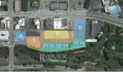 Residential Lots & Land Active: 446 Yampa St. - Riverview Parcel B