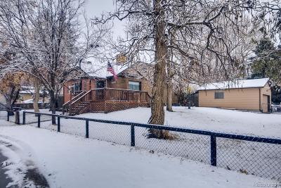 Arvada Single Family Home Under Contract: 6030 Newland Street