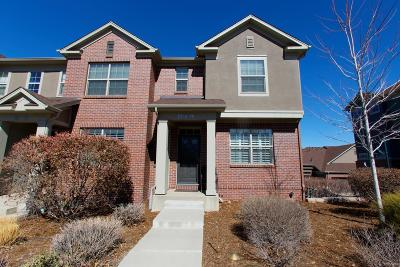 Denver Condo/Townhouse Under Contract: 7420 East 8th Avenue #20