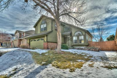 Highlands Ranch Single Family Home Under Contract: 6612 Jackson Court