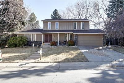 Single Family Home Under Contract: 3862 South Newport Way