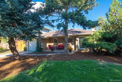 Denver Single Family Home Active: 850 Krameria Street