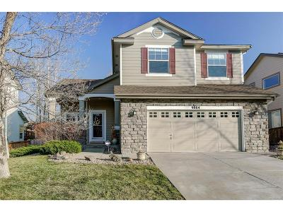 Littleton Single Family Home Under Contract: 9864 South Garland Court