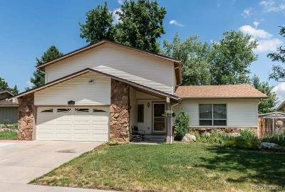 Aurora CO Single Family Home Active: $345,000