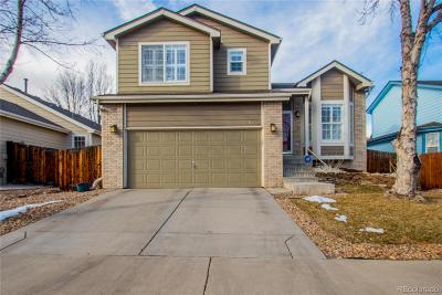 Broomfield Single Family Home Active: 2731 Calkins Place