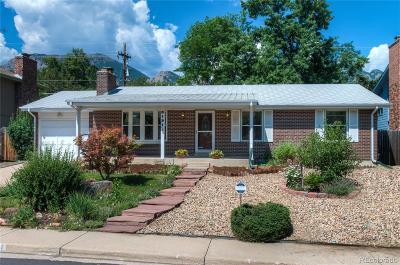 Boulder Single Family Home Active: 3131 Endicott Drive