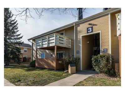 Wheat Ridge Condo/Townhouse Under Contract: 10251 West 44th Avenue #3-208