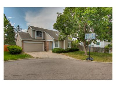 Highlands Ranch Single Family Home Under Contract: 9315 Bellewood Court